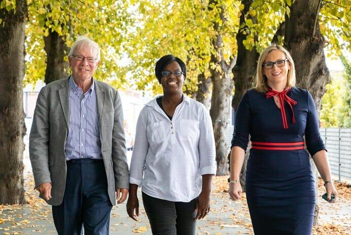 Rosaria Kunda-Marron awarded prestigious Graduate Fellowship